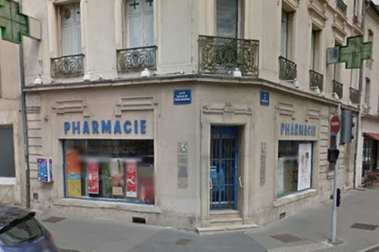 Pharmacie de la Craffe