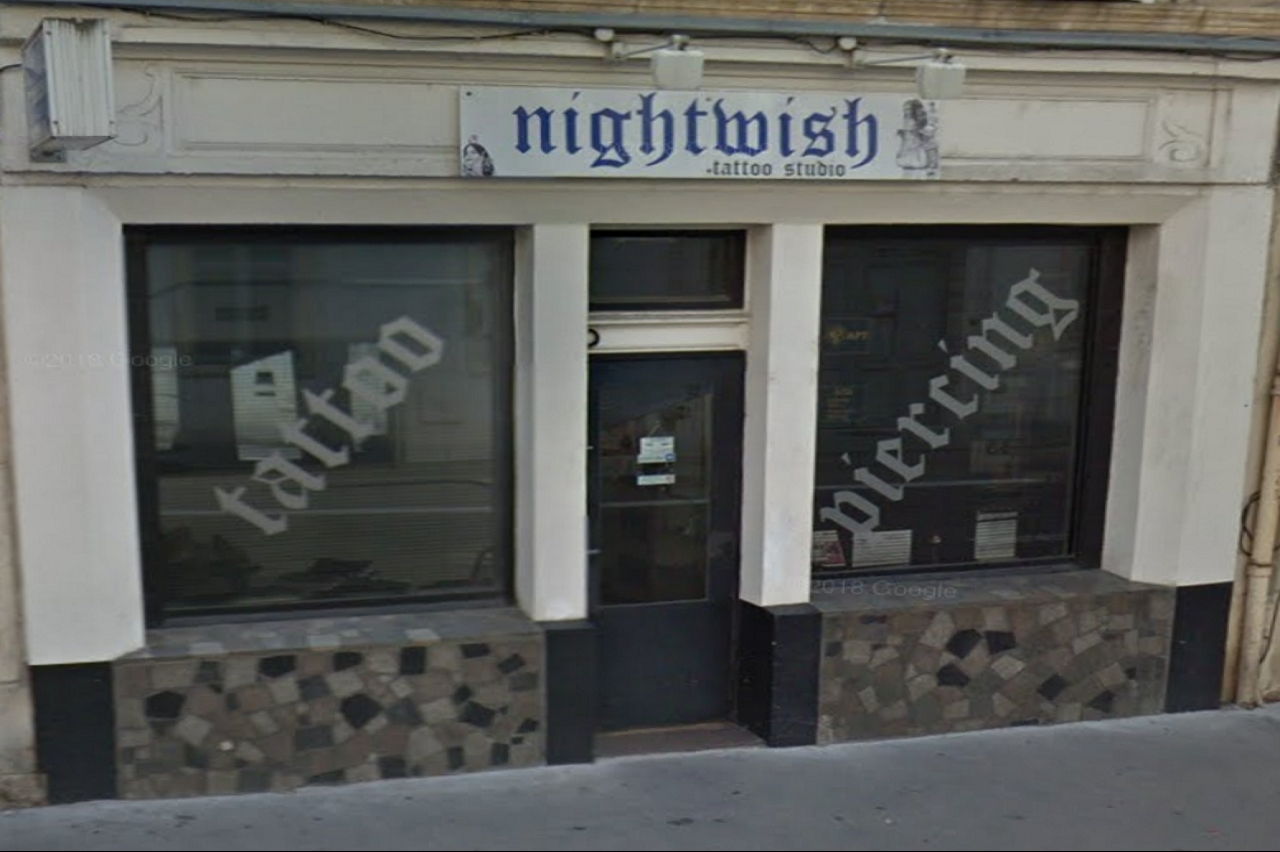 Nightwish Tattoo Studio