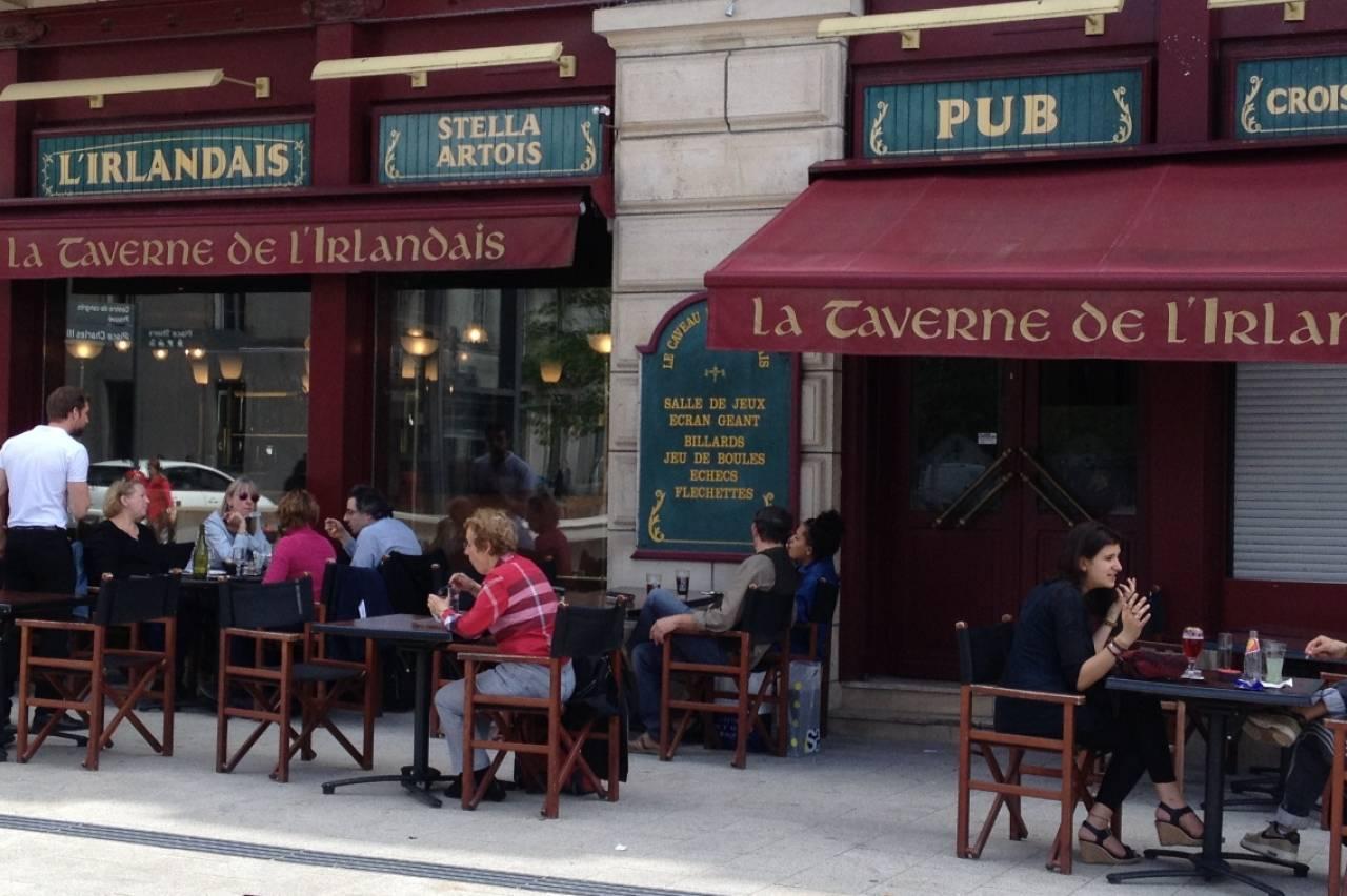 la taverne de l u0026 39 irlandais