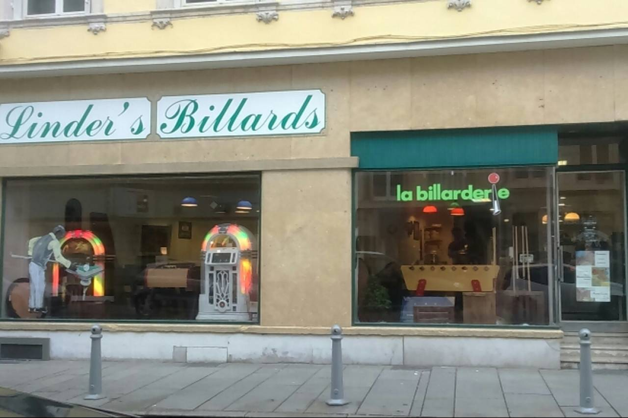 Linder's Billards