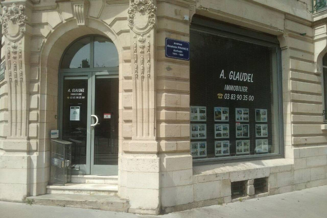 Agence glaudel immobilier nancy immobilier for Agence immobiliere nancy