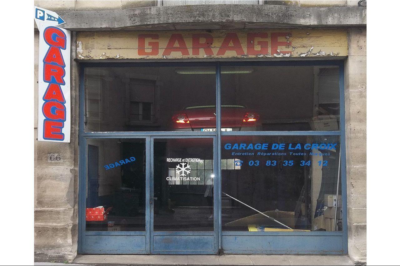 Boutic nancy garage de la croix for Garage de la riviera croix