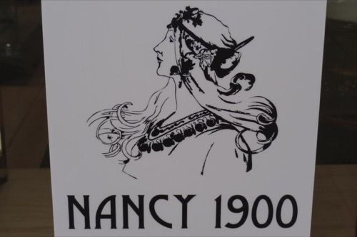 NANCY 1900 - ARTS . ANTIQUITÉS