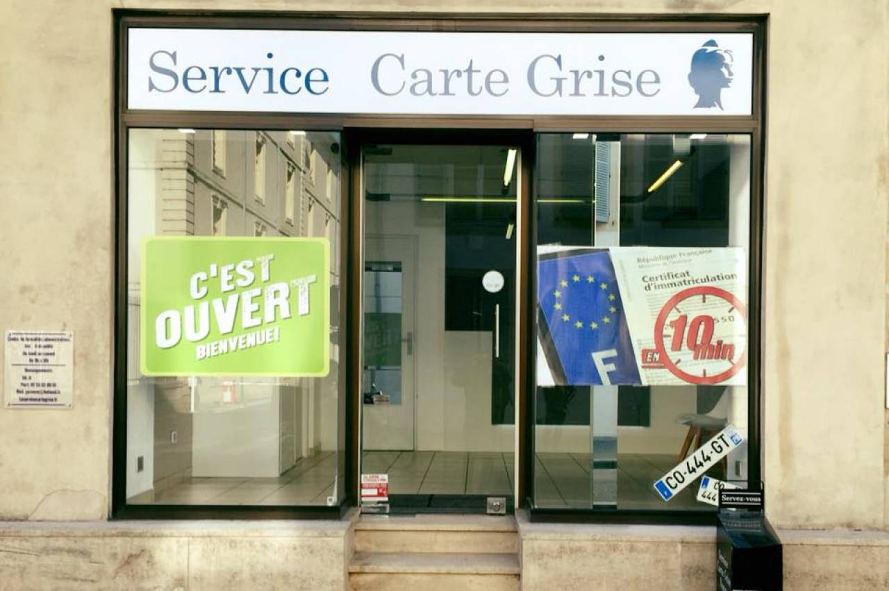 Service carte grise Nancy