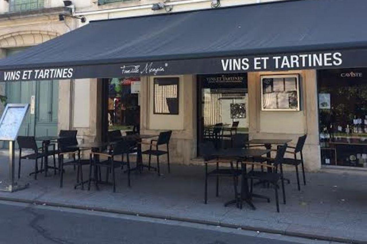 vins et tartines