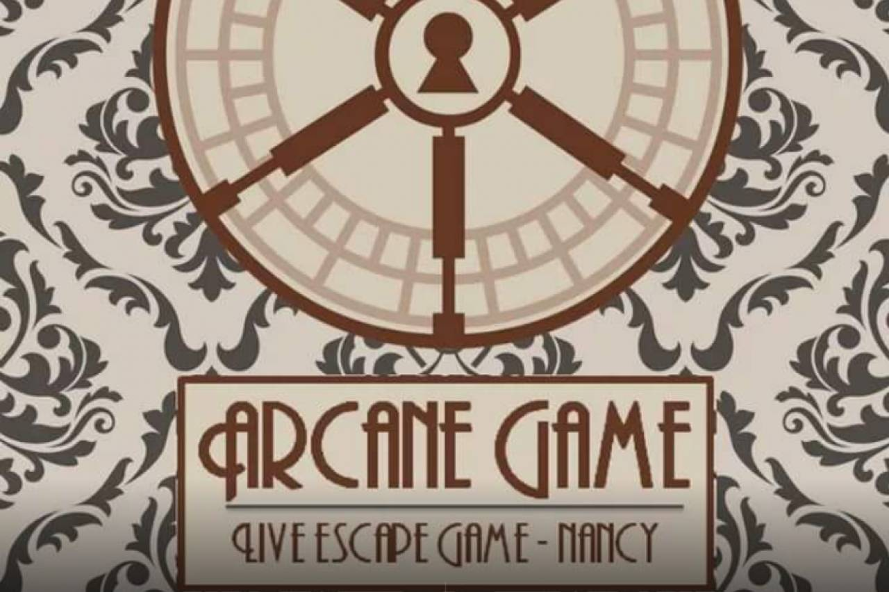 ARCANE GAME - ESCAPE GAME NANCY