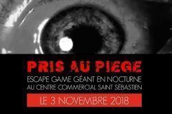 Nancy : Escape Game Géant