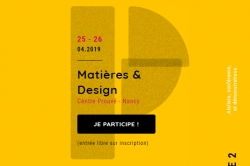 Nancy : Biennale du Design Grand Est