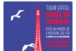 Nancy : Tour Eiffel, made in Lorraine