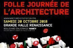 Nancy : Journée de l'Architecture