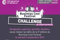 Nancy : Business Cool Festival