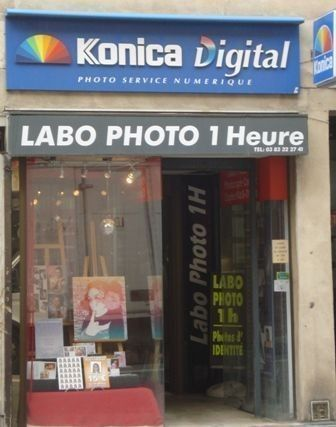 Konica Digital