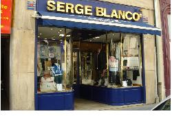 Serge Blanco - Commerce Nancy - Boutic photo 1