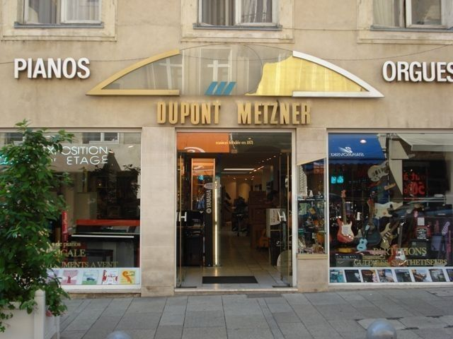 Dupont Metzner - Commerce Nancy - Boutic photo 1