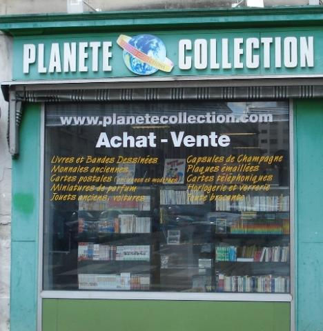 Planète Collection