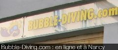 Bubble Diving - Commerce Nancy - Boutic photo 1