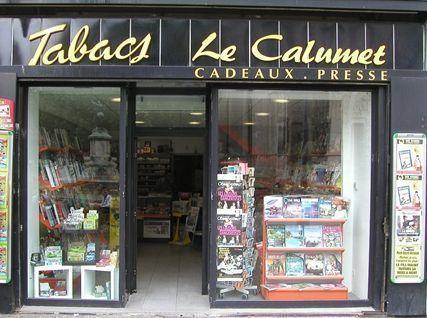 Le Calumet Tabac Commerce Nancy Boutic Photo