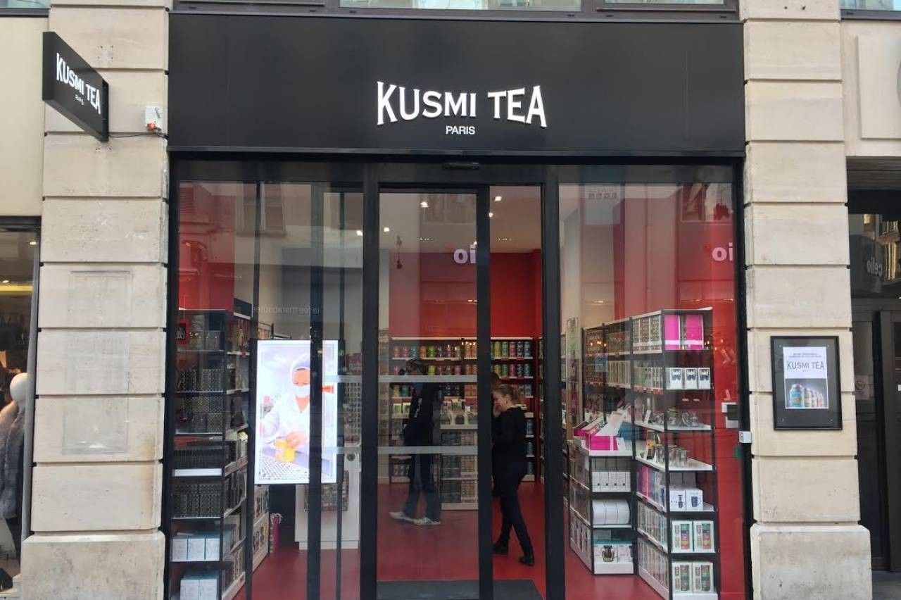 Kusmi Tea - Nancy : 10% de remise