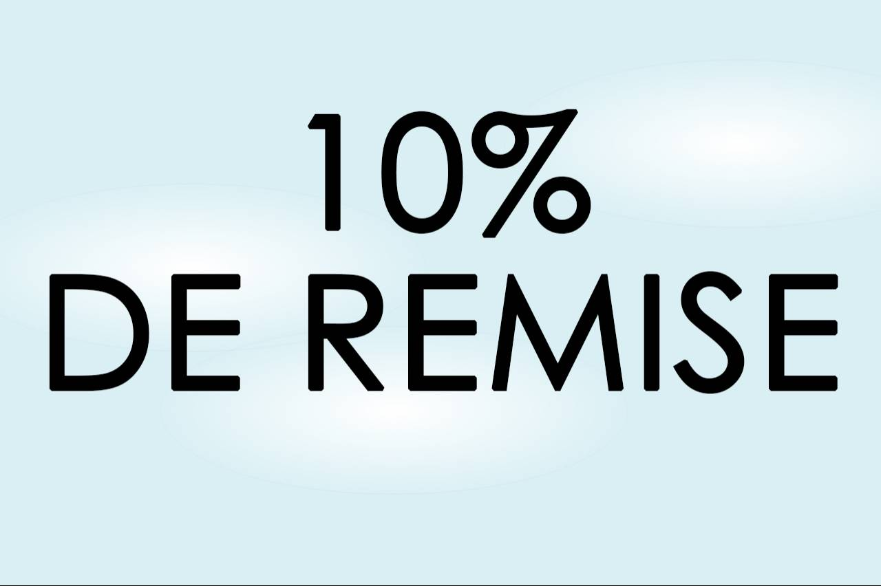 Office du Commerce - 10% de remise