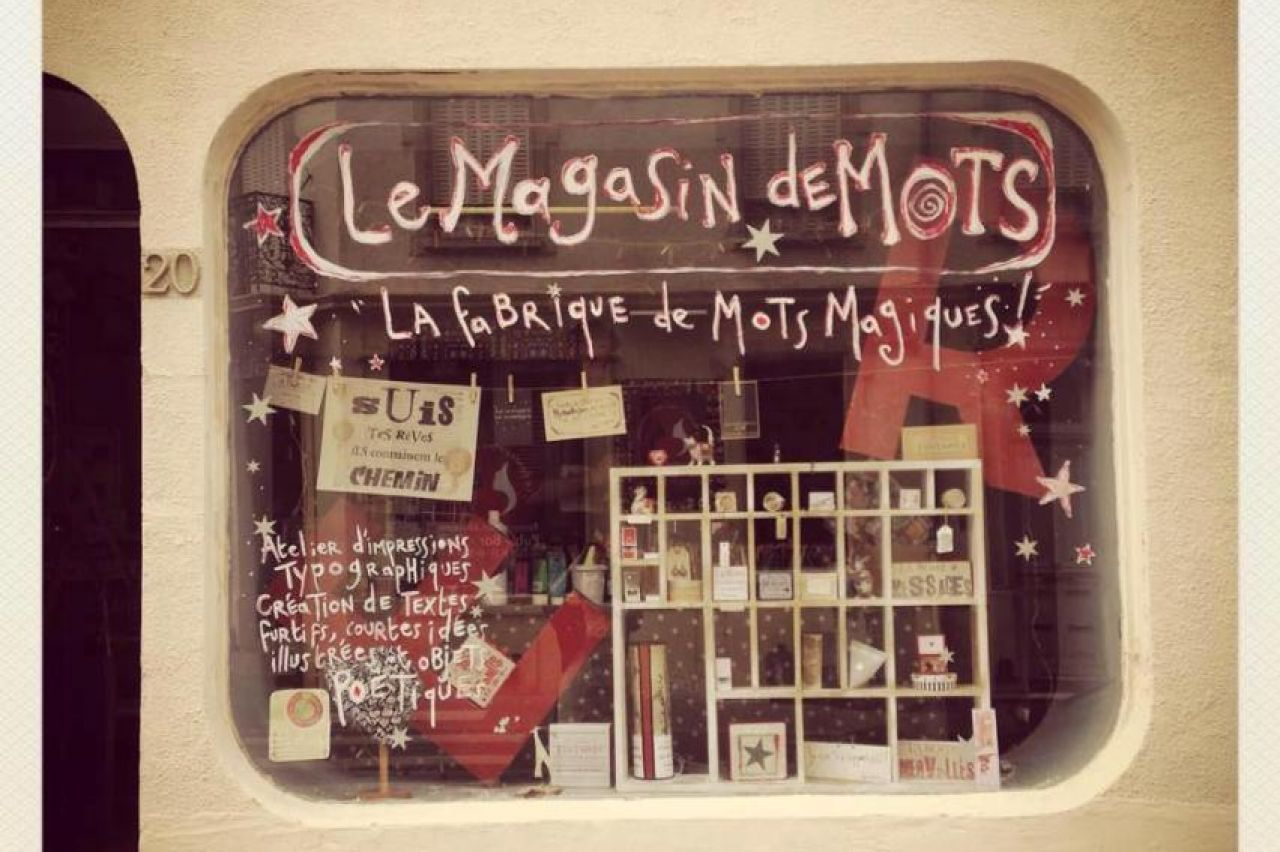 Le magasin de mots nancy services - Magasin deco nancy ...