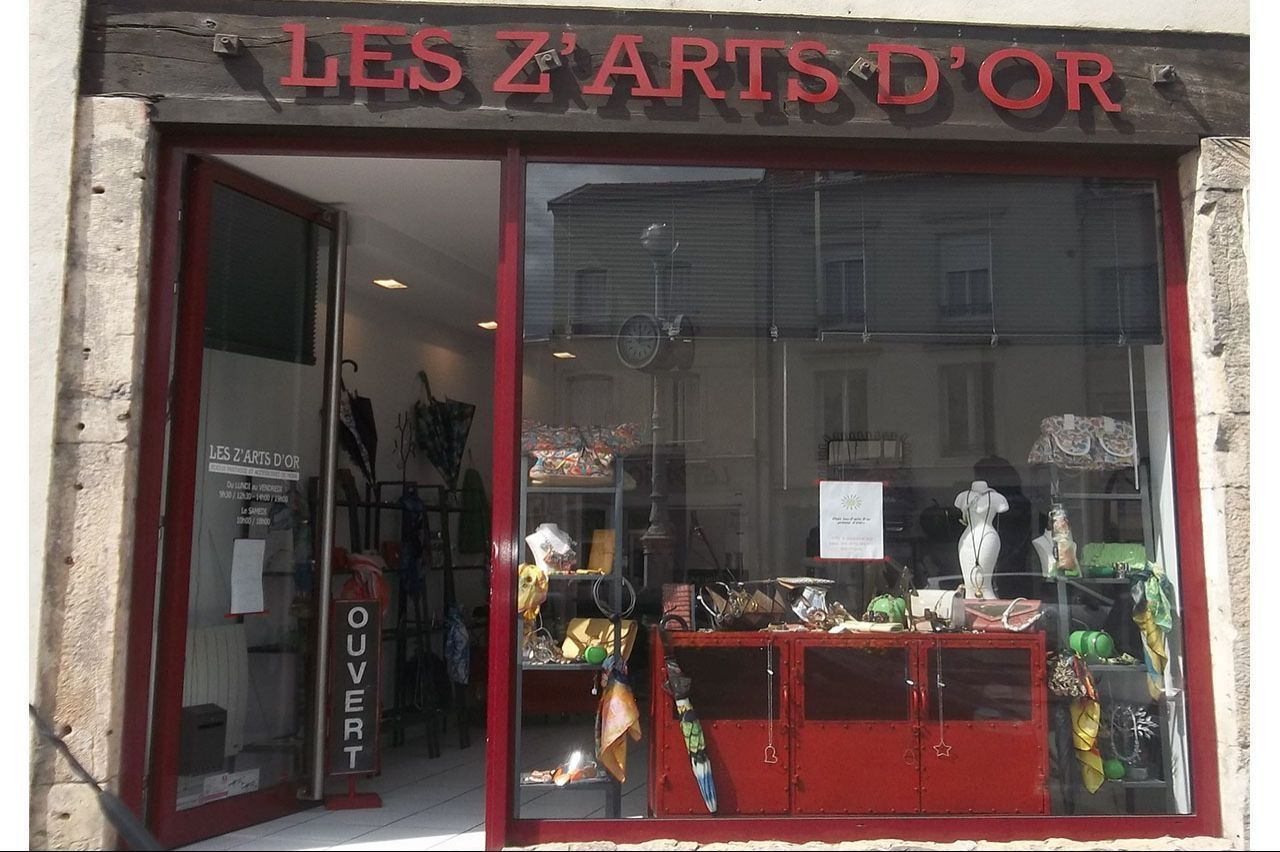 Les Z'arts d'or
