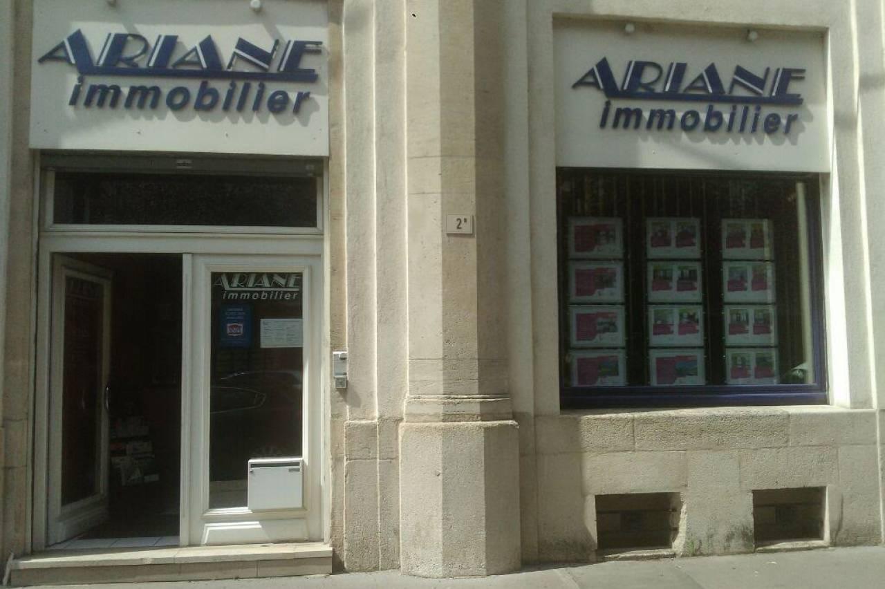 Ariane immobilier nancy for Agence immobiliere 259 avenue de boufflers nancy