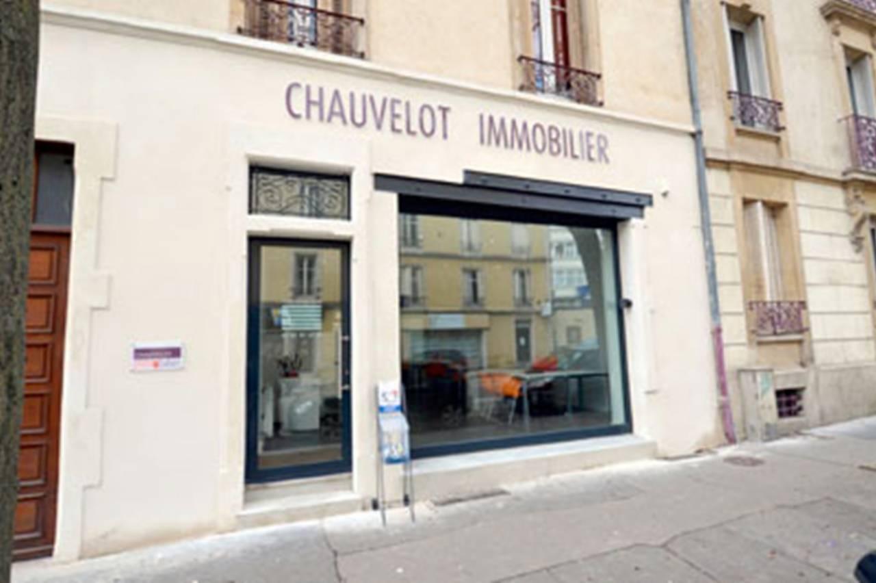 Chauvelot immobilier nancy for Agence immobiliere 259 avenue de boufflers nancy