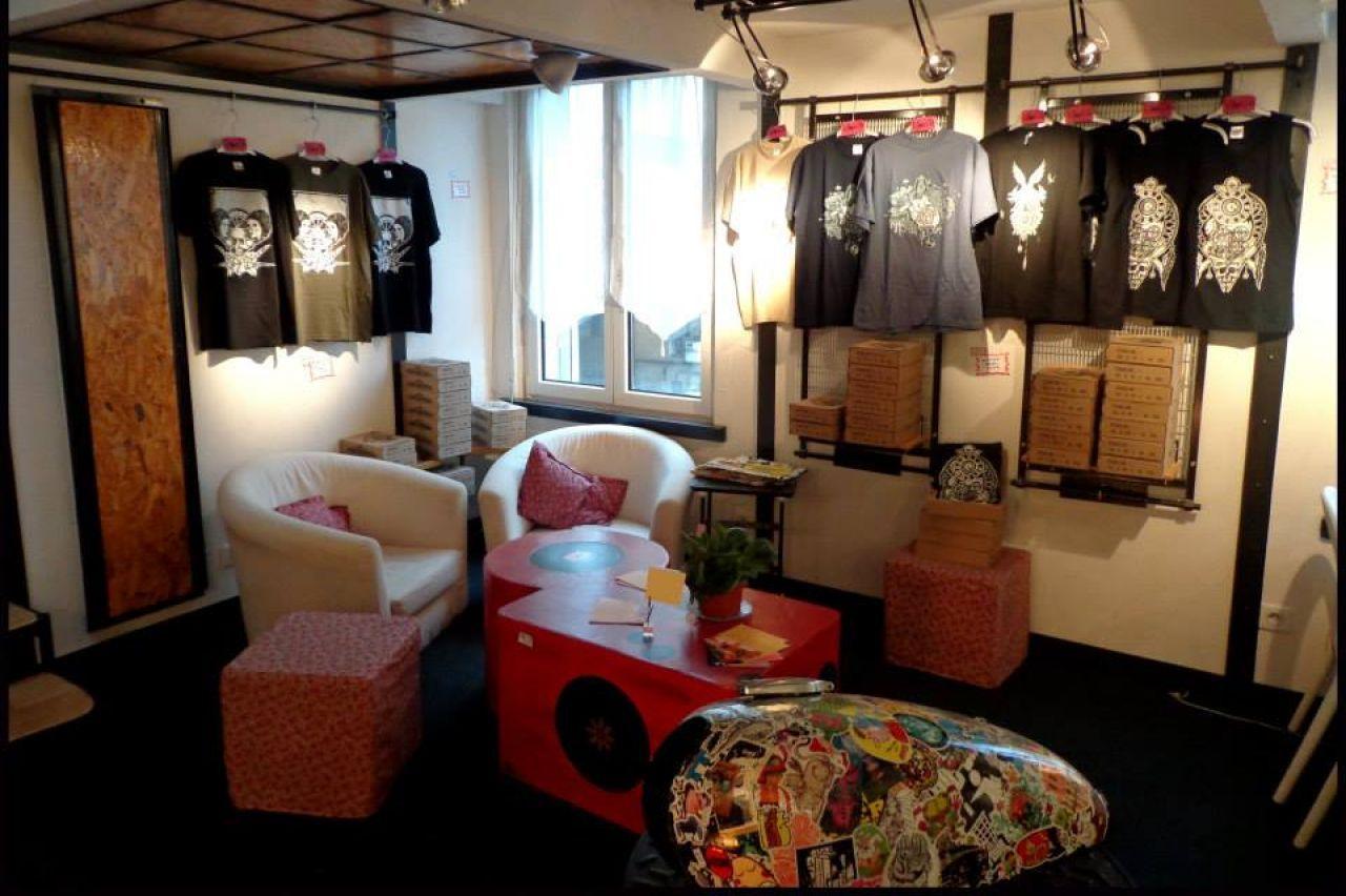 le boucl 39 art nancy maison d co cadeaux. Black Bedroom Furniture Sets. Home Design Ideas