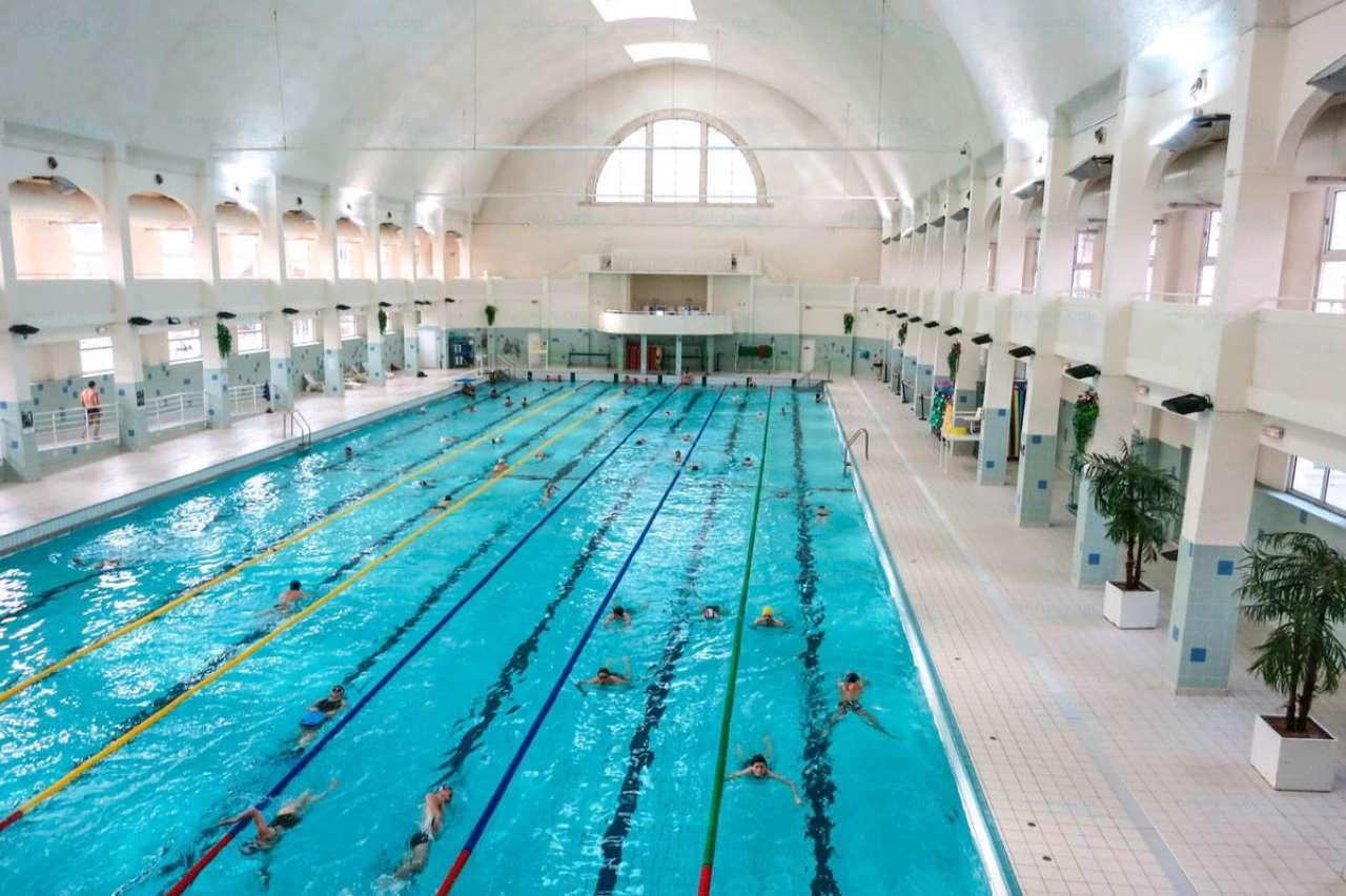 290 points entr e la piscine - Nancy thermal piscine ronde ...