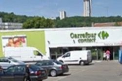 Carrefour Contact - commerces Nancy