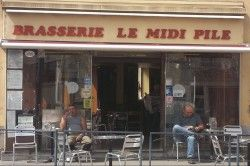 Brasserie le Midi Pile - Restaurants Nancy