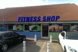 Fitness Shop  - commerces Nancy