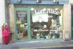 LORR ALICE - commerces Nancy