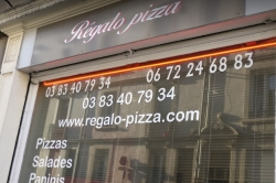 Régalo Pizza - Restaurants Nancy