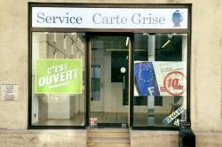 Service carte grise Nancy - commerces Nancy