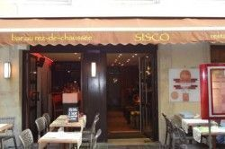 Sisco Restobar - commerces Nancy