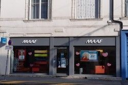 Maaf - Assurances / Banques Nancy