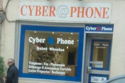 Cyber@phone - commerces Nancy