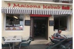 3 Maisons Kebab - Restaurants Nancy