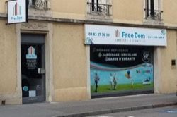 Free Dom - commerces Nancy