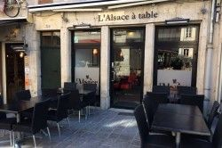 L'Alsace à table - Restaurants Nancy