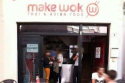Make wok - Restaurants Nancy