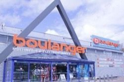 Boulanger  - Grands magasins Nancy