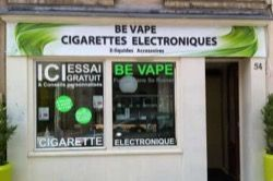 Be Vape - commerces Nancy