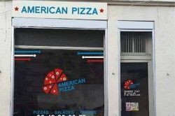 American Pizza - commerces Nancy