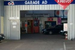 Garage Prevot  AD - commerces Nancy