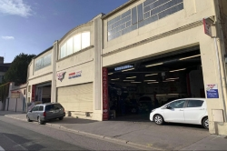 Garage des Tiercelins  - Transports Nancy