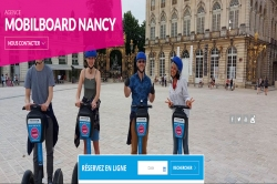 Mobilboard - Culture / Loisirs / Sport Nancy