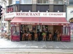 Café Chagnot - Restaurants Nancy