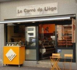 Carré de Liège - Restaurants Nancy